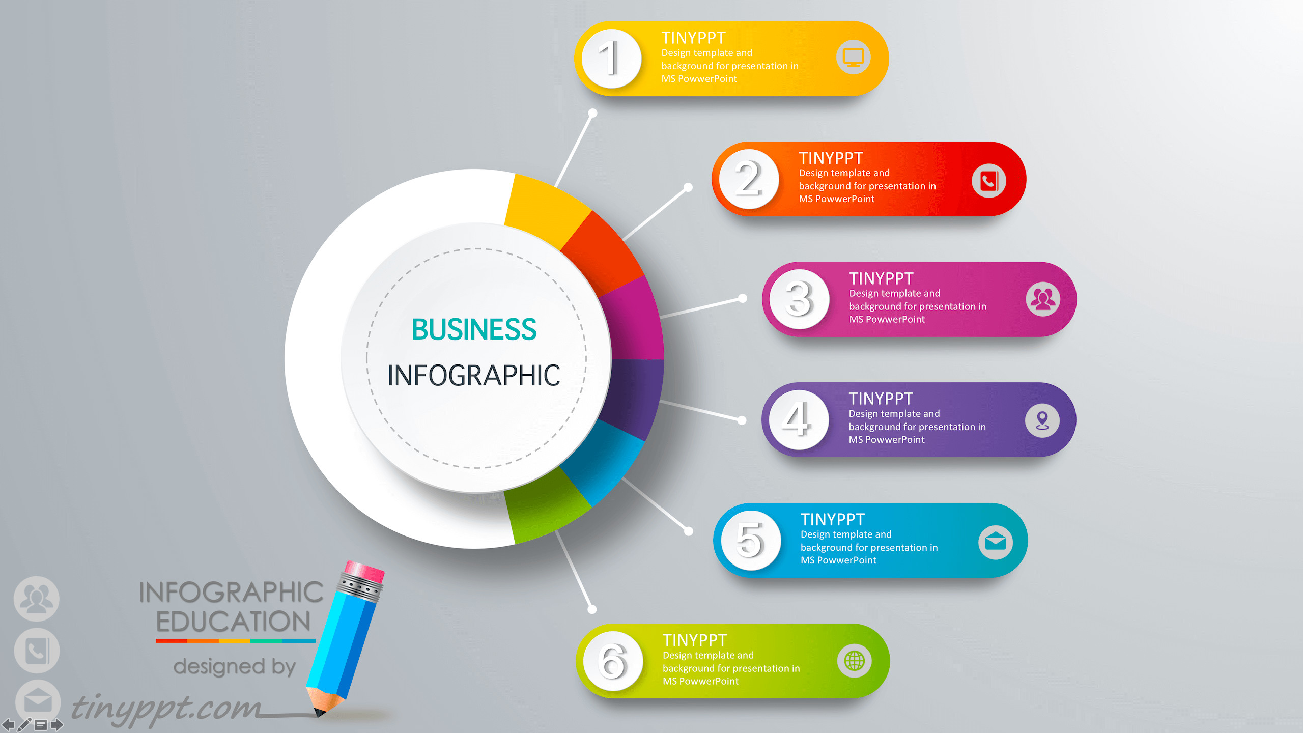 Free Templates for Powerpoint Free Powerpoint Templates Timeline Infographic