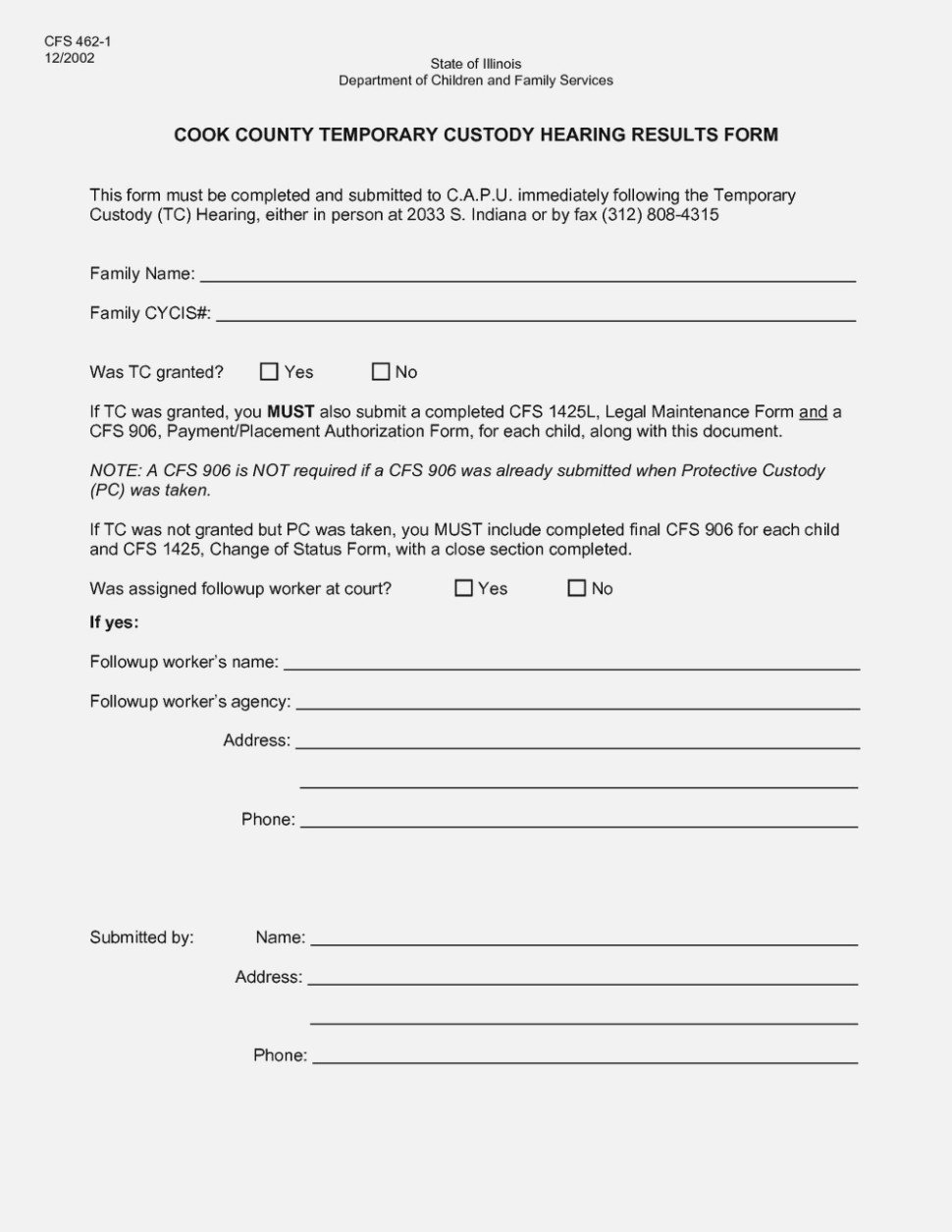 Free Temporary Guardianship form California Seven Things that You