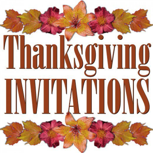 Free Thanksgiving Invitation Templates Free Printable Thanksgiving Invitations Templates