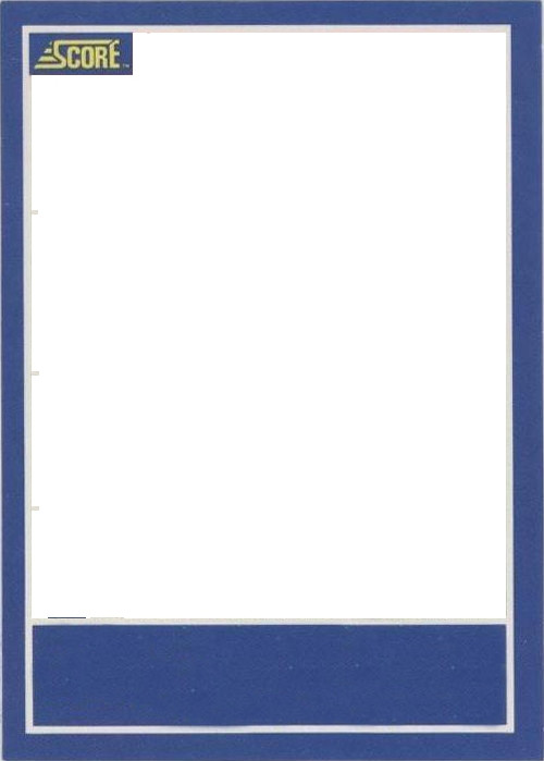 Free Trading Card Template Baseball Card Template