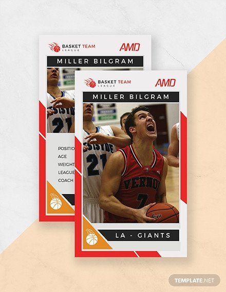 Free Trading Card Template Download 14 Free Trading Card Templates