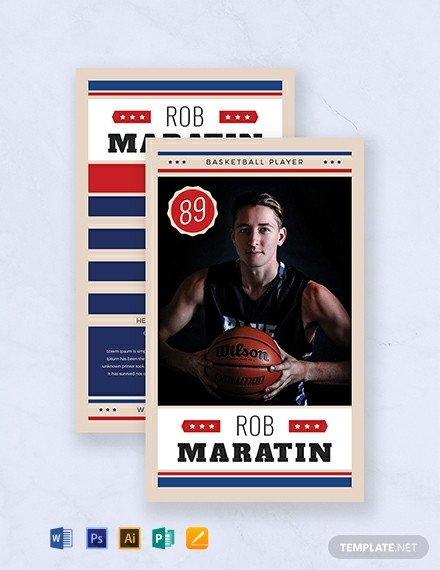 Free Trading Card Template Download 15 Free Trading Card Templates [download Ready Made