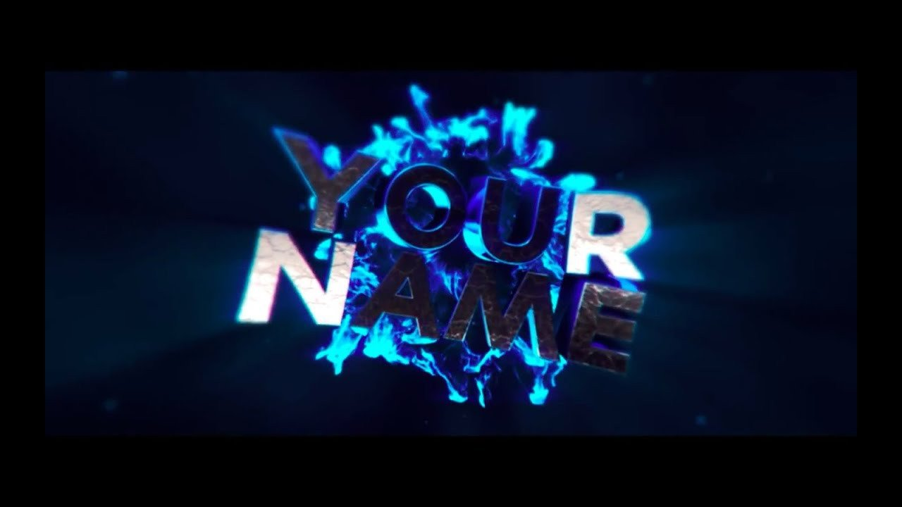 Free Video Intro Templates How to Make A Cool Intro Using A Ipad