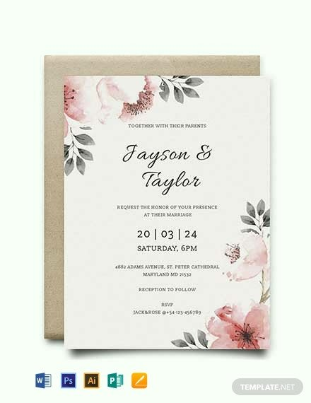 Free Vintage Wedding Invitation Templates Free Vintage Wedding Invitation Template Download 953