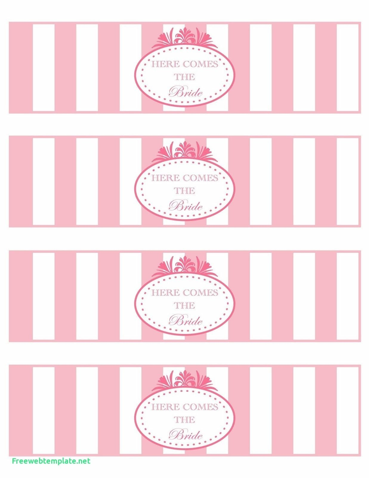 Free Water Bottle Label Template Printable Water Bottle Labels Free Templates
