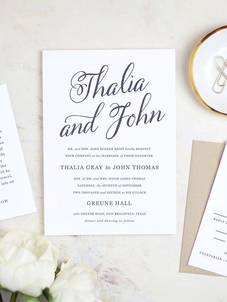 Free Wedding Invitation Template 16 Printable Wedding Invitation Templates You Can Diy