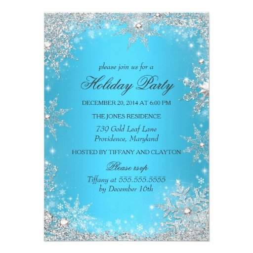 Free Winter Wonderland Invitations Templates Personalized Winter Wonderland Invitations
