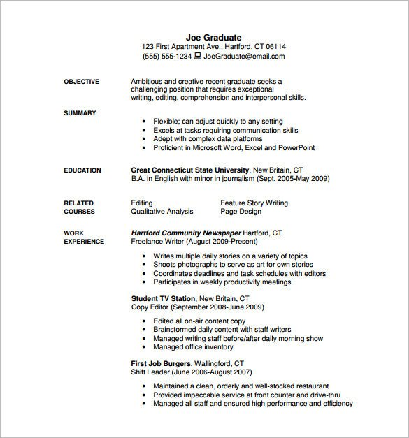 Freelance Writer Resume Sample 13 Writer Resume Templates Doc Excel Pdf
