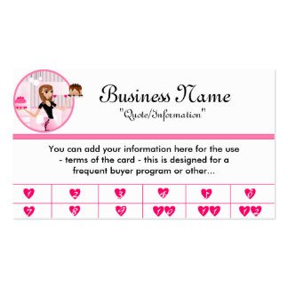 Frequent Buyer Card Template Frequent Business Cards 900 Frequent Busines Card