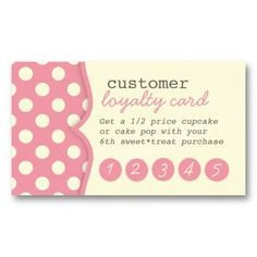 Frequent Buyer Card Template Frequent Buyer Cards On Pinterest