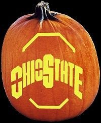 Fsu Pumpkin Carving Patterns 17 Best Images About Ohio State Buckeyes Halloween On
