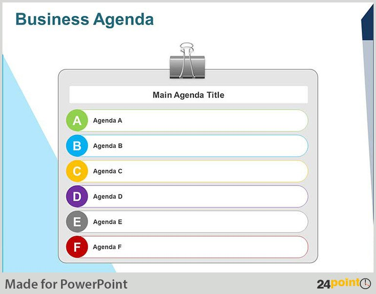 Fun Meeting Agenda Template 14 Business Meeting Presentation Designs Fun