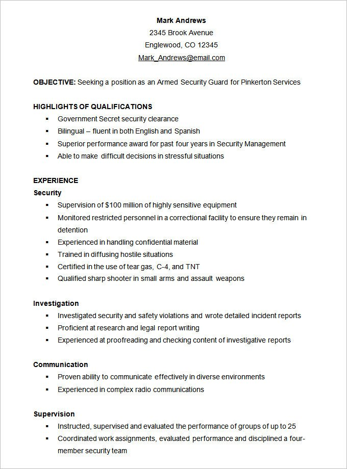 Functional Resume Templates Word Functional Resume Template – 15 Free Samples Examples