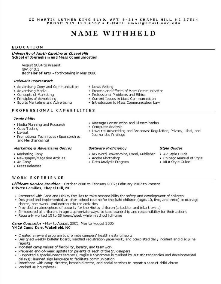 Functional Resumes Templates Free 25 Great Ideas About Functional Resume Template On Pinterest