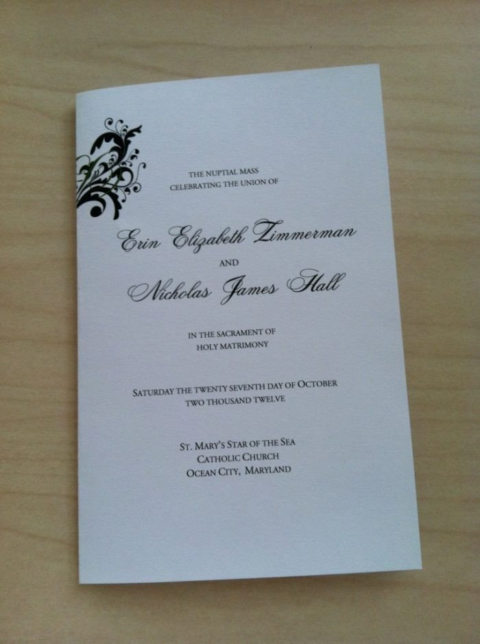 Funeral Mass Program Template Catholic Funeral Mass Booklet Template Free Templates