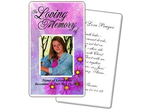 Funeral Prayer Cards Templates 10 Best Prayer Cards and Templates Images On Pinterest