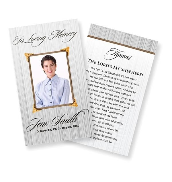 Funeral Prayer Cards Templates Tranquility Clipart Catholic Funeral Pencil and In Color