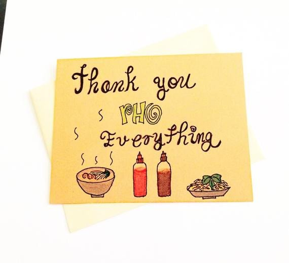 Funny Thank You Notes Funny Thank You Note Thank You Pho Everything by