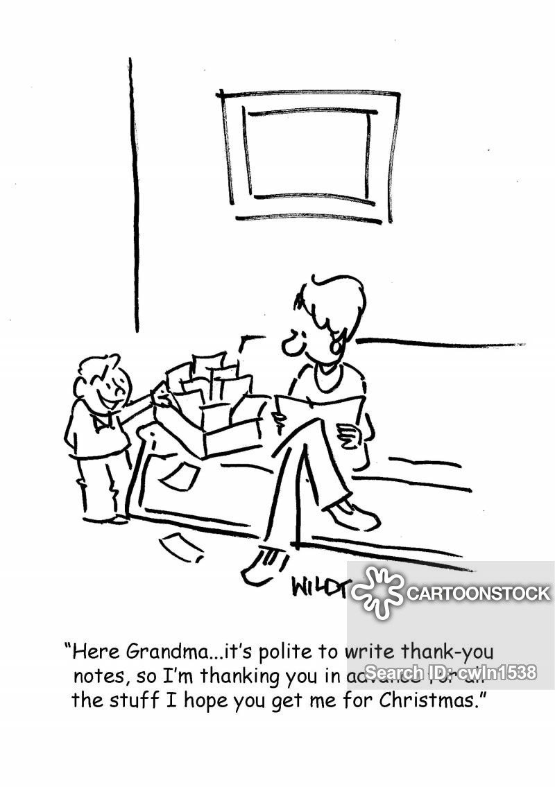 Funny Thank You Notes Thank Yous Cartoons and Ics Funny Pictures From
