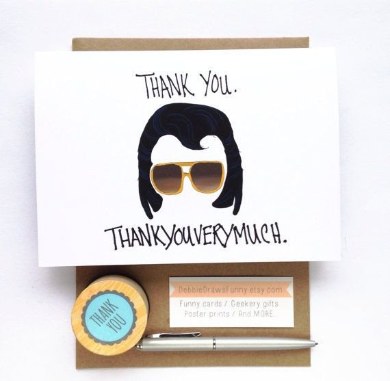 Funny Thank You Notes the 25 Best Funny Thank You Cards Ideas On Pinterest