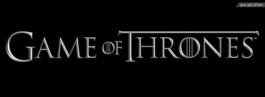 Game Of Thrones Fonts Game Thrones Cover S for Timeline