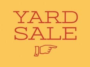 Garage Sale Sign Template Announcing the Signs Yard Sale Sign Spectacular