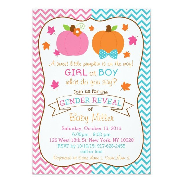 Gender Reveal Invitations Free Personalized Gender Reveal Invitations