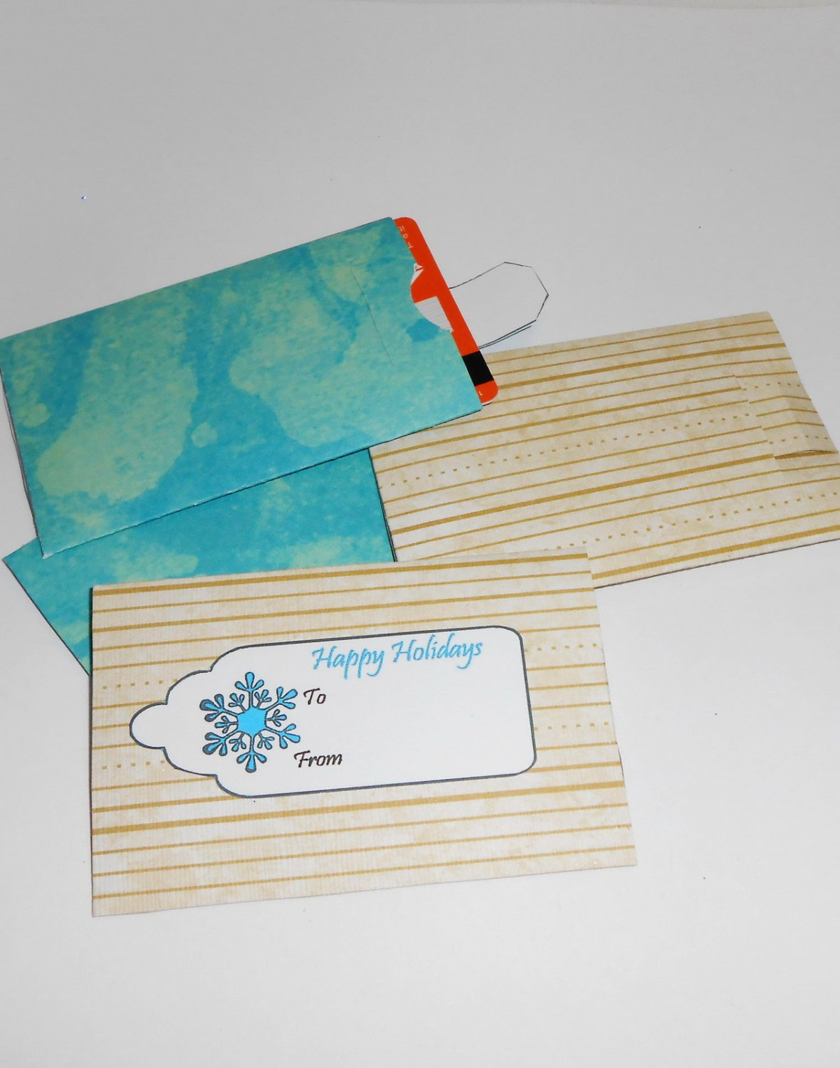 Gift Card Envelope Templates Diy Gift Card Envelopes Gift Card Envelope by Tlcreations73
