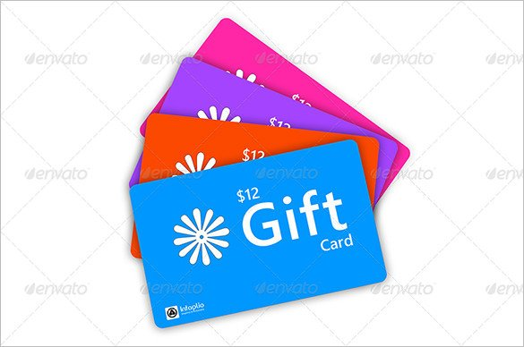 Gift Card Template Psd Gift Card Template 14 Free Sample Example format