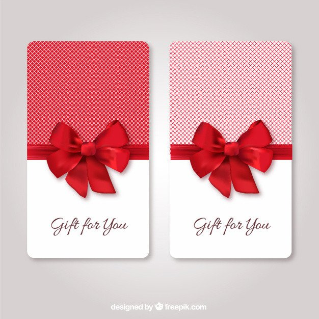 Gift Card Template Psd Gift Cards Template Vector
