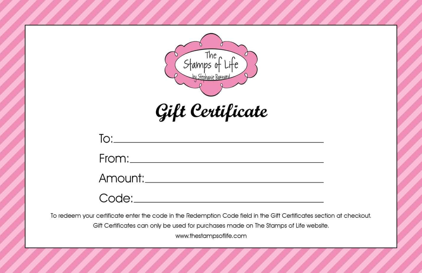 Gift Certificate Templates Free 21 Free Free Gift Certificate Templates Word Excel formats