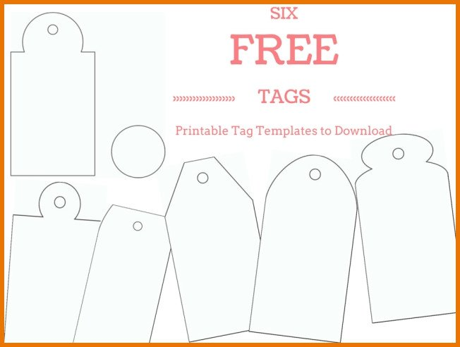 Gift Tag Template Word Gift Tag Template Word – Emmamcintyrephotography