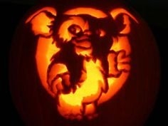 Gizmo Pumpkin Stencil 1000 Images About Pumpkin Carvings On Pinterest