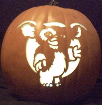 Gizmo Pumpkin Stencil Gremlins Pumpkin Stencils Google Search
