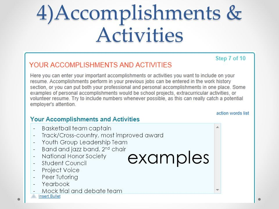 Goals and Accomplishments Template 7th Grade Pep Goal Setting Ppt Video Online