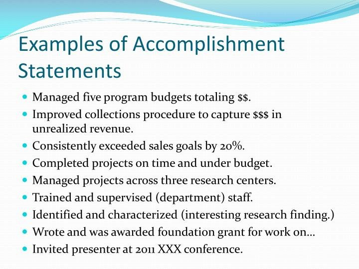 Goals and Accomplishments Template Ppt Leverage Your Transferable Skills Powerpoint