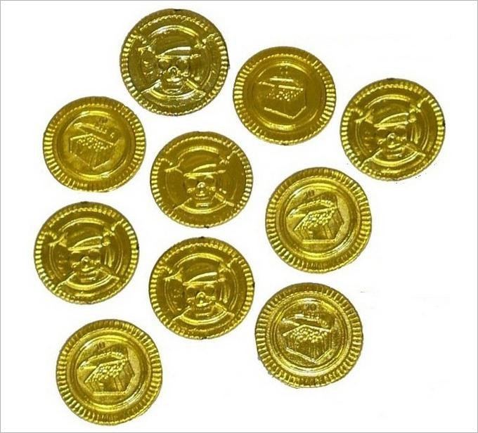 Gold Coin Template Printable 12 Play Money Template Free Download