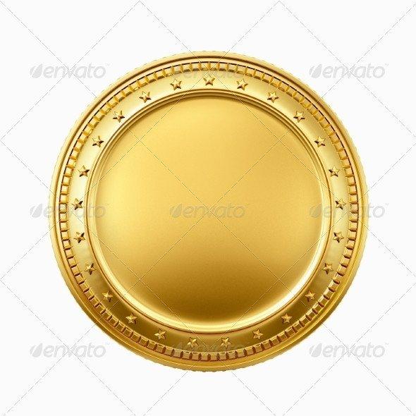 Gold Coin Template Printable 16 Gold Coins Psd American Buffalo Coin Blank