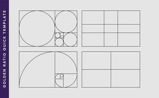 Golden Ratio Design Template Golden Ratio Vector Download Free Vector Art Stock