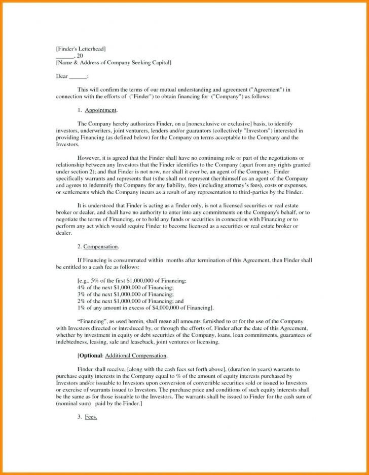 Good Faith Contract Template Example Of Affidavit Letter for Immigration