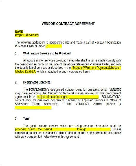 Good Faith Contract Template Good Faith Agreement Templates In Microsoft Word Excel