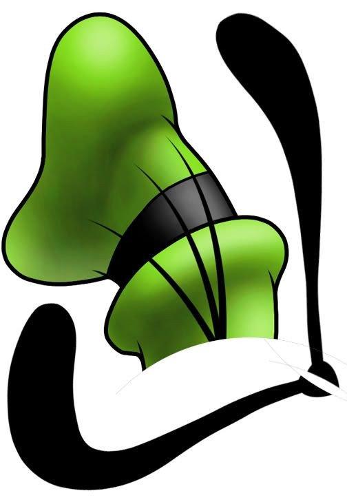 Goofy Hat Template Clip Art Donald Duck Hat Clipart Clipart Suggest