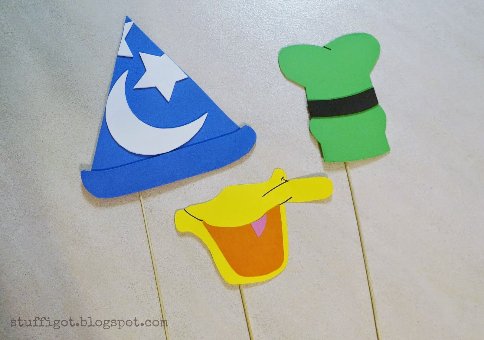 Goofy Hat Template Crafty and Wanderfull Life Show Your Disney Side with A
