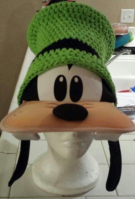 Goofy Hat Template Kristian S Crochet Goofy Hat ♥