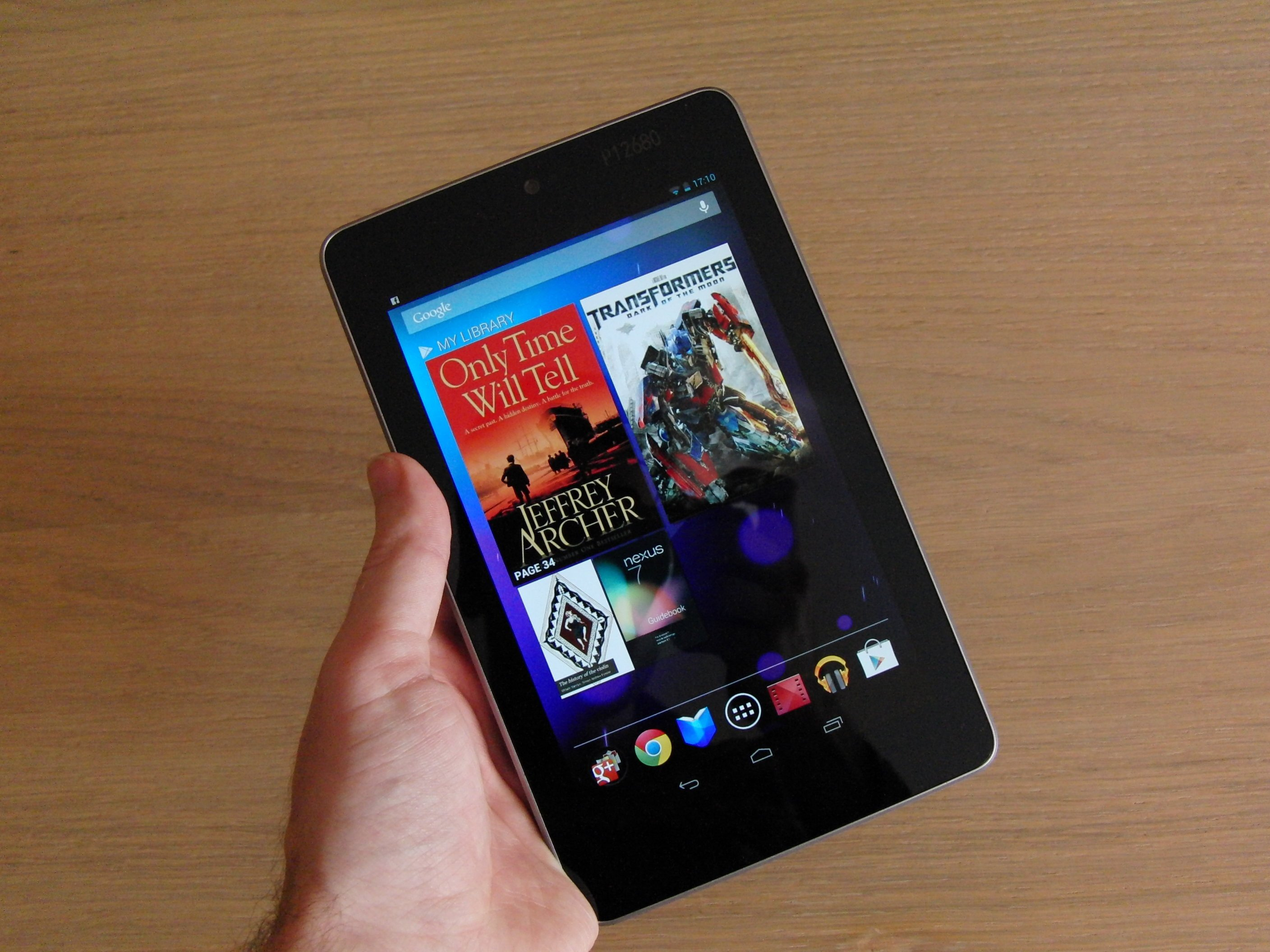 Google Cardboard for Nexus 7 Google S Nexus 7 S A Review From Flubit