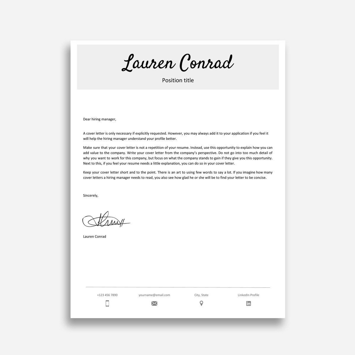 Google Cover Letter Template Google Docs Cover Letter Templates 9 Examples to Download now