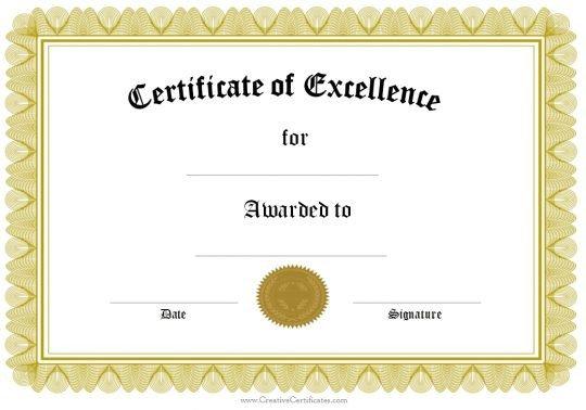 Google Doc Certificate Template Certificate Template Google Docs