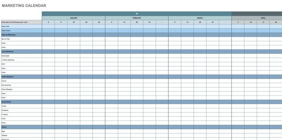 Google Docs Employee Schedule Template Free Google Calendar Templates
