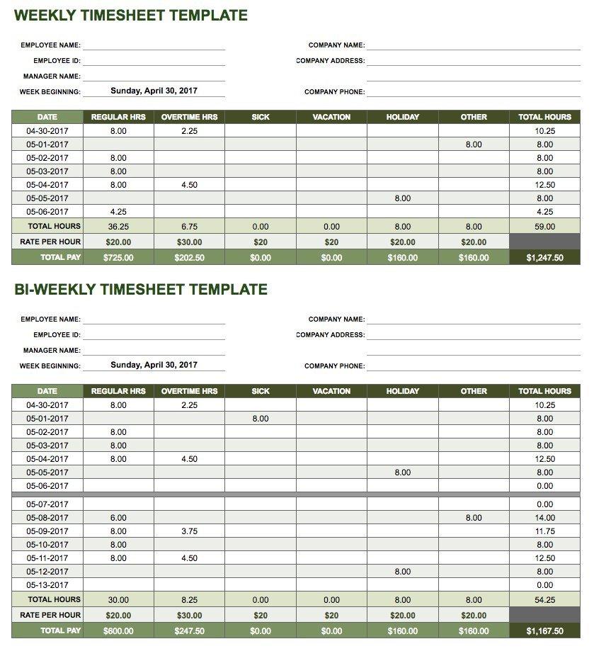Google Docs Employee Schedule Template Free Google Docs and Spreadsheet Templates Smartsheet