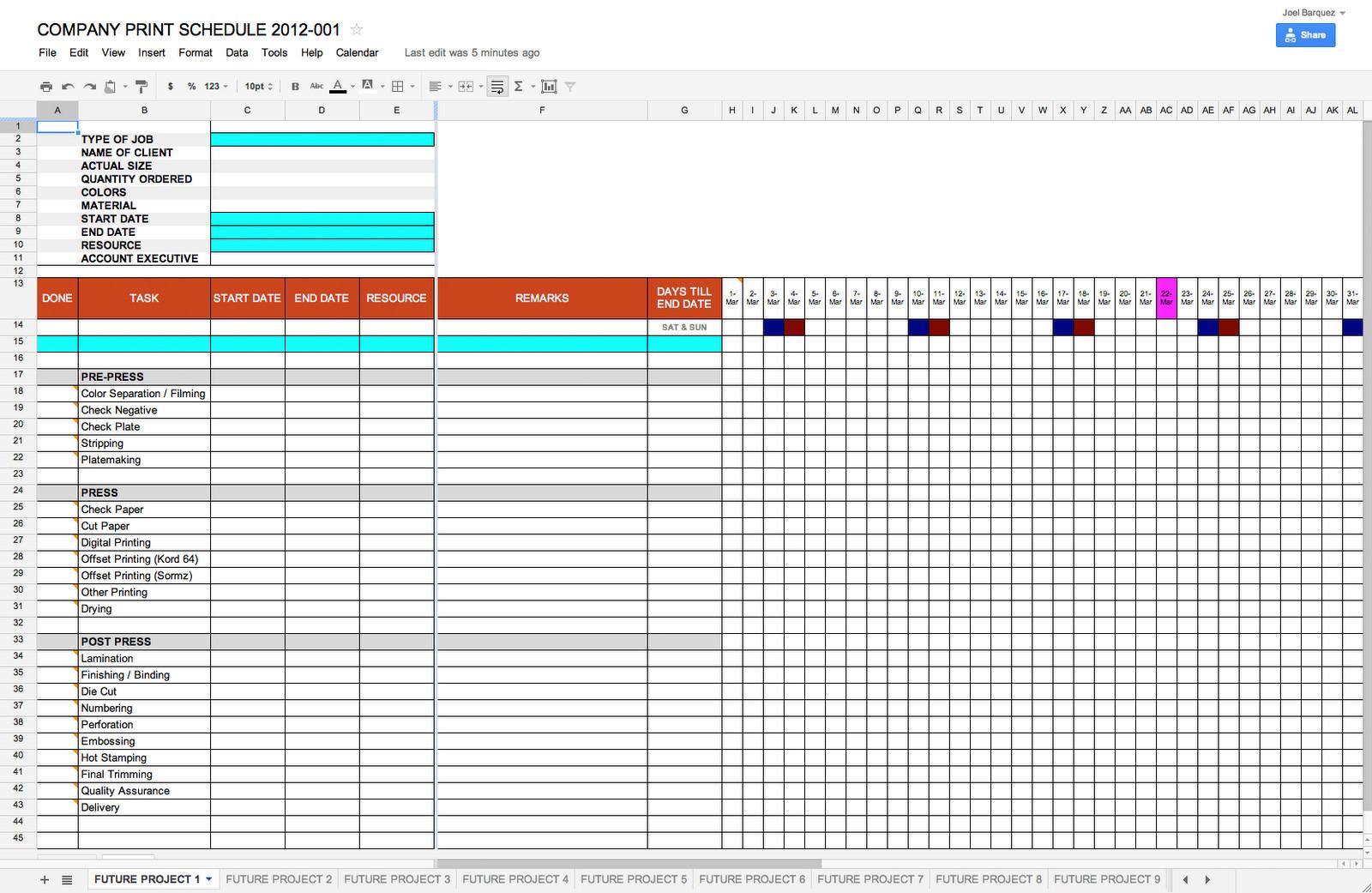 Google Docs Employee Schedule Template Schedule Template Google Docs